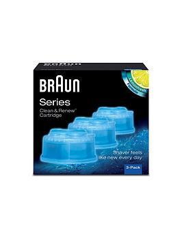 Braun Braun Clean &Amp Charge Refill