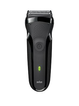 Braun   New  Series 300 Shaver