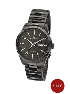 accurist-black-date-dial-stainless-steel-bracelet-mens-watch
