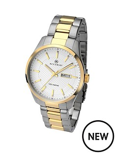 accurist-accurist-white-dial-two-tone-stainless-steel-braclet-mens-watch