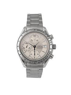 omega-omega-preowned-speedmaster-date-silver-dialref-35133-mens-watch