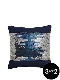 arthouse-sparkle-stripe-cushion