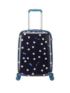 radley-vintage-dog-dot-4-wheel-cabin-case