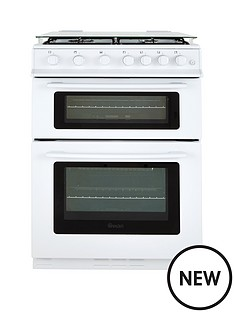 swan-sx2061w-60cm-wide-freestanding-gas-double-oven-cooker--nbspnext-day-delivery-white