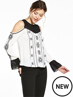river-island-ivory-embriodered-top