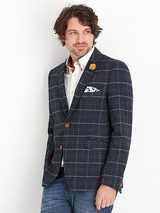 joe-browns-check-blazer