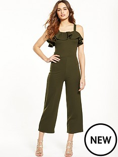 lost-ink-jersey-frill-jumpsuit