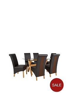 venla-150-cm-solid-wood-and-glass-dining-table-6-sienna-chairs