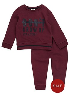 river-island-mini-boys-red-sweat-top-and-joggers-set