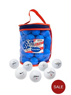titleist-pack-of-50-mixed-branded-lake-balls