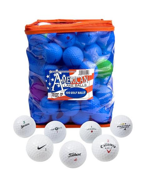 titleist-pack-of-100-mix-branded-lake-golf-balls