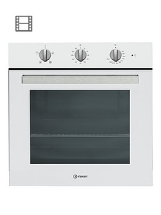 indesit-aria-ifw6330whuknbsp60cm-built-in-single-electric-ovennbsp--white