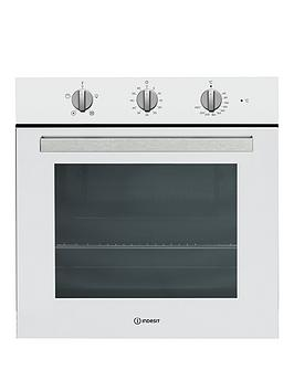 Indesit Indesit Aria Ifw6330Whuk 60Cm Built-In Single Electric Oven -  ... Picture