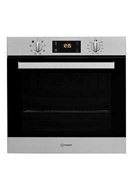 Indesit Aria Ifw6340Ixuk BuiltIn Double Electric Oven   Oven Only
