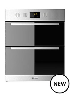 indesit-aria-idu6340ix-built-under-double-electric-oven-stainless-steel