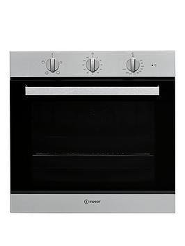 Indesit Indesit Aria Ifw6230Ixuk Built-In Single Electric Oven - Stainless  ... Picture