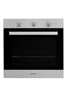 Indesit Indesit Aria Ifw6330Ixuk Built-In Single Electric Oven - Stainless  ... Picture