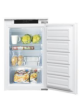 Indesit Inf901Eaa 55Cm Integrated Under Counter Freezer   Freezer Only