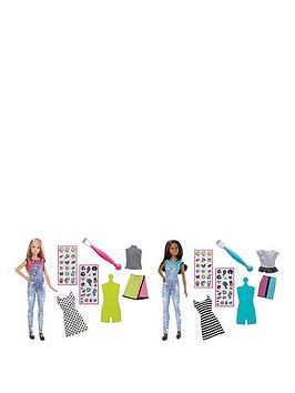 Barbie Barbie D.I.Y. Emoji Style Doll &Amp Set Assortment