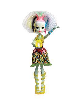 Monster High Monster High Electrified Frankie Stein Doll