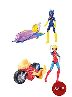 dc-super-hero-girls-action-figure-amp-vehicle-assortment