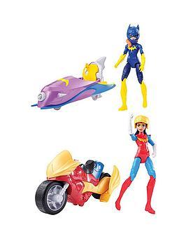 Dc Super Hero Girls Dc Super Hero Girls Action Figure &Amp Vehicle Assortment