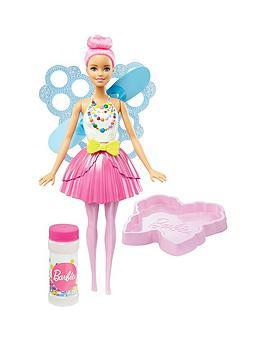 Barbie Barbie Dreamtopia Bubbletastic Fairy Doll