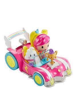 Barbie Barbie Video Game Hero Vehicle &Amp Figure Playset