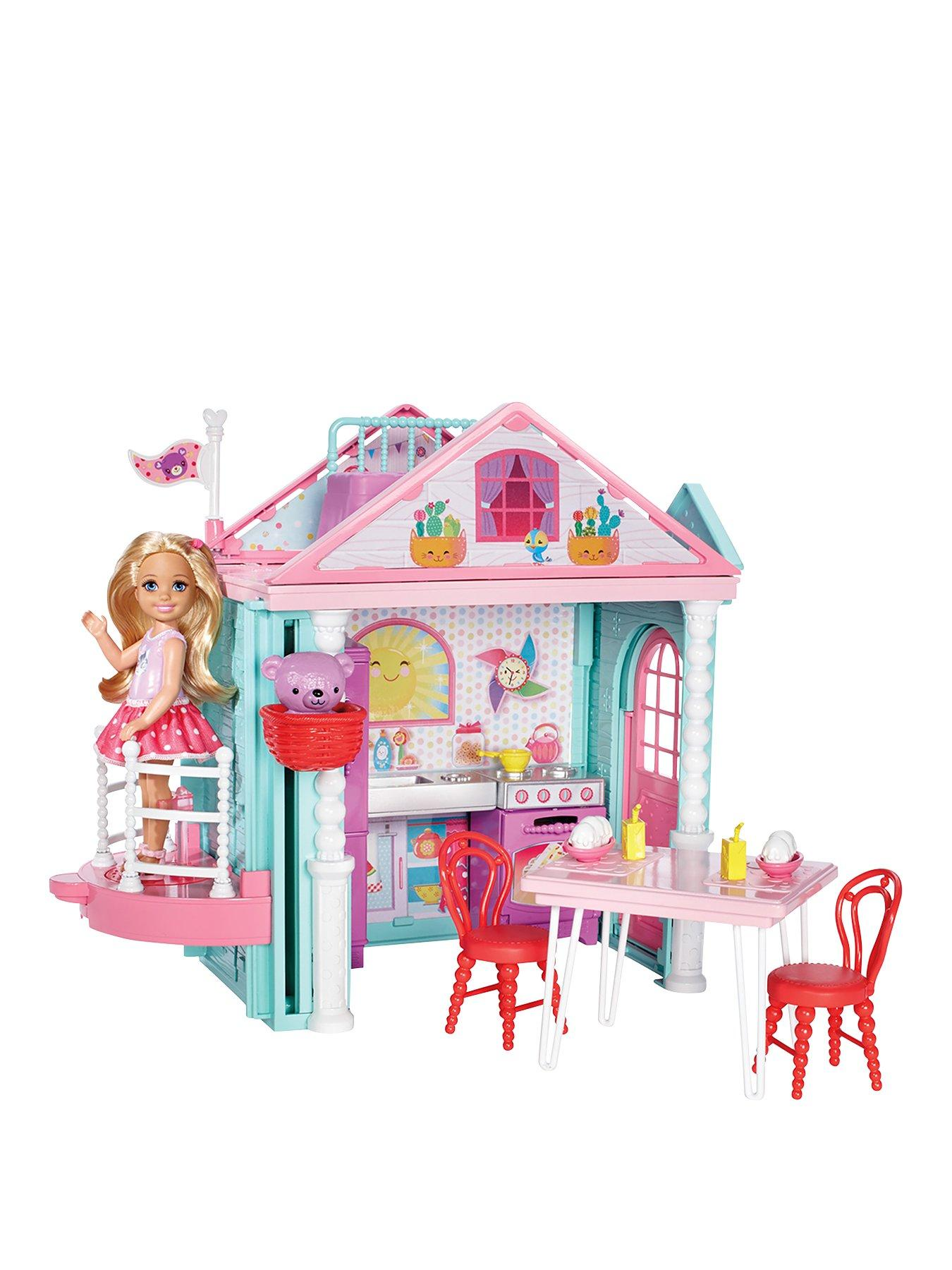 Compare prices for Barbie Club Chelsea Playhouse