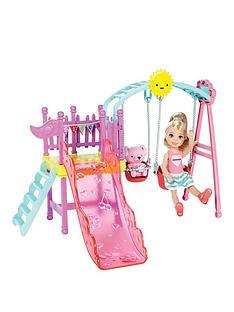barbie-club-chelsea-swingset