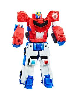 Transformers Transformers Robots In Disguise Combiner Force Crash Combiner Primestrong