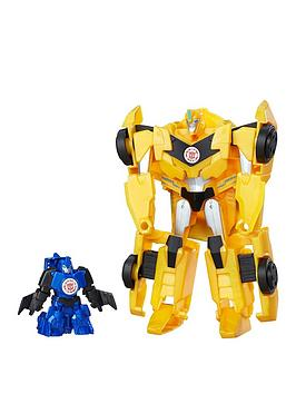 Transformers Transformers Rid Combiner Force Activator Combiners Bumblebee And Stuntwing
