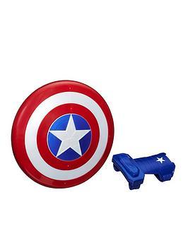Marvel Marvel Captain America Magnetic Shield &Amp Gauntlet