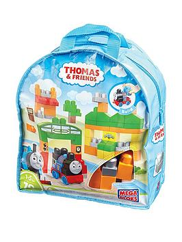 Mega Bloks Thomas Sodor Adventures Bag