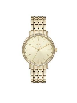 dkny-dkny-minetta-gold-tone-dial-stone-bezel-gold-tone-bracelet-ladies-watch