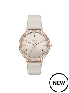 dkny-dkny-minetta-grey-dial-stone-bezel-leather-strap-ladies-watch