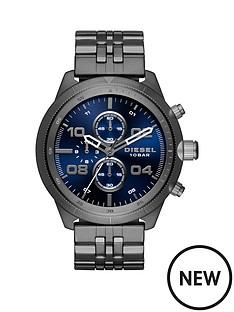 diesel-diesel-padlock-blue-muti-dial-gun-metal-bracelet-mens-watch
