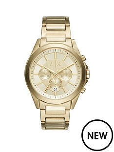 armani-exchange-armani-exchange-drexler-gold-tone-multi-dial-gold-tone-bracelet-mens-watch