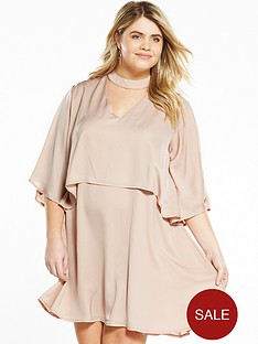 fashion-union-curve-curve-satin-shift-dress-pink