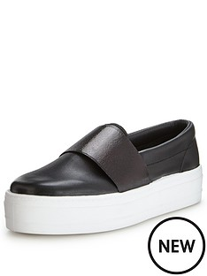 v-by-very-elastic-plimsoll-black-nbsp