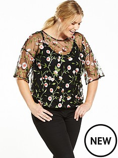 so-fabulous-embroidered-mesh-tee