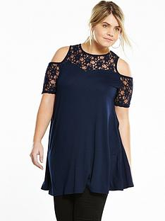 so-fabulous-lace-swing-sleeve-tunic-navy