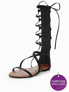 v-by-very-amy-high-leg-gladiator-sandal-black