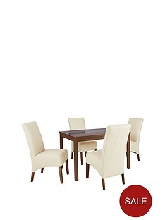 evelyn-solid-wood-and-glass-120-cm-dining-table-4-new-eternity-chairs