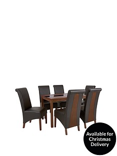 evelyn-120-cm-solid-wood-and-glass-dining-table-6-sienna-chairs