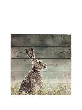 graham-brown-hare-print-on-wood