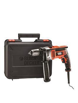 Black & Decker Kr805KGb 800W Percussion Hammer Drill