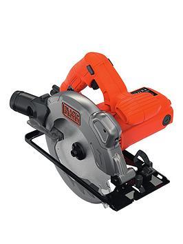 Black & Decker Cs1250L-Gb 1250W Circular Saw With Integrated Laser