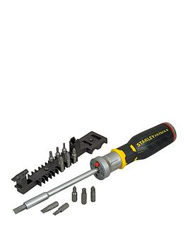 Stanley FatMax  Stanley Fatmax Premium Led Ratchet Screwdriver And Bits