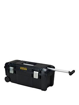Stanley FatMax Stanley Fatmax 28 Inch Toolbox With Wheels And Pull Handle Picture
